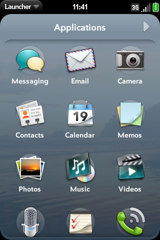 Palm's WebOS was a thing of beauty. It has pioneered many of the UX principles we are seeing today.